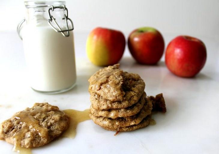 מתכון לעוגיות שיבולת שועל מתובלות