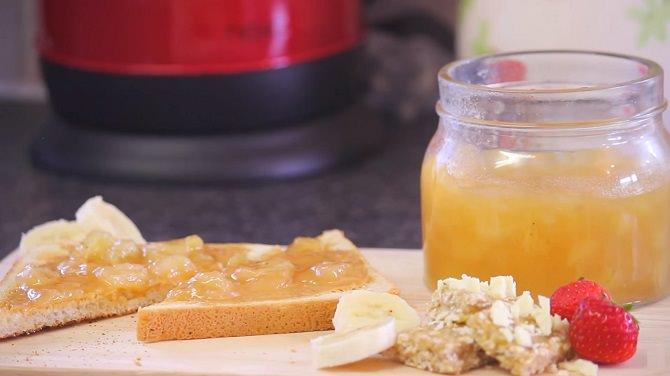 מתכון לריבת בננות