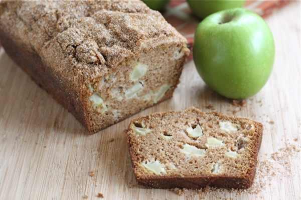 מתכון ללחם קינמון ותפוח