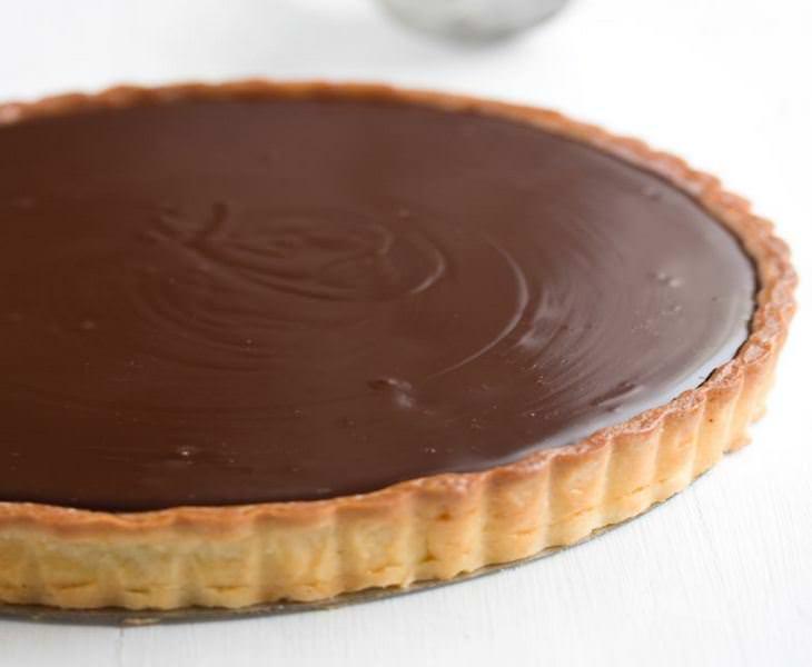 מתכון לעוגת פאי שוקולד חגיגית