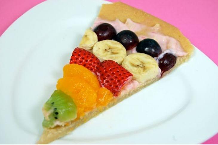 מתכון לעוגת פירות טריים