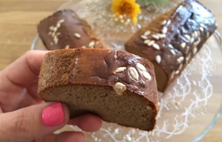 מתכון ללחם טחינה נטול גלוטן