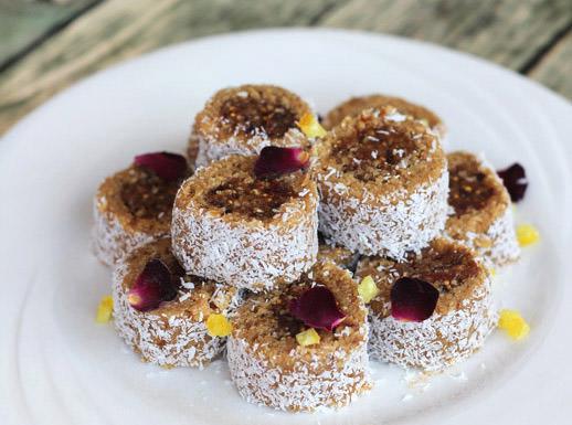מתכון לעוגיות רול של אבי ז'אן לוי