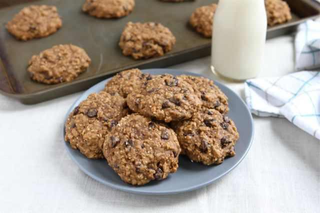 מתכון לעוגיות קינואה בריאות