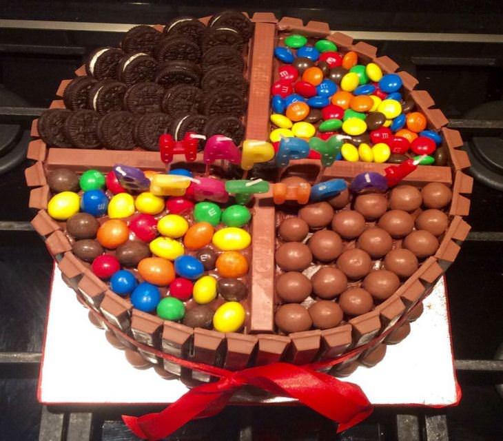 מתכון לעוגת יום הולדת מושקעת