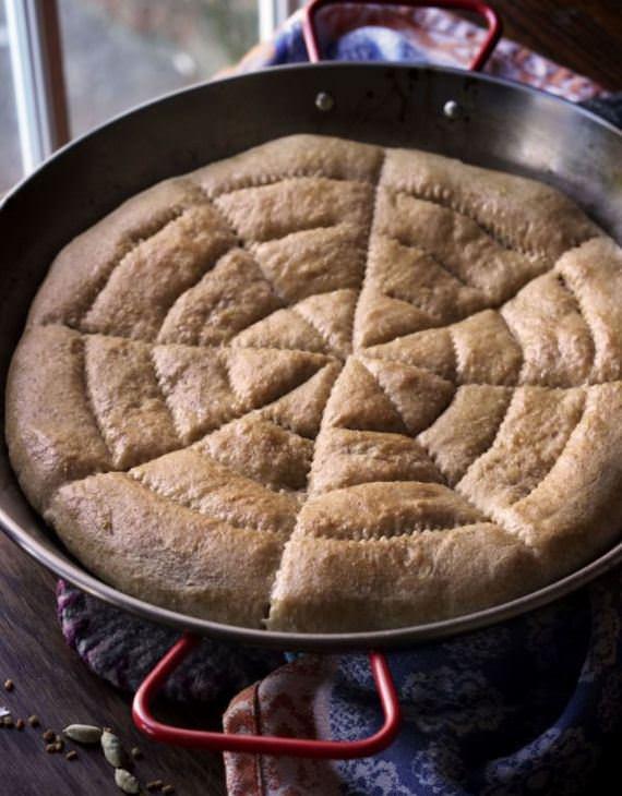 מתכון ללחם מתובל - קל להכנה