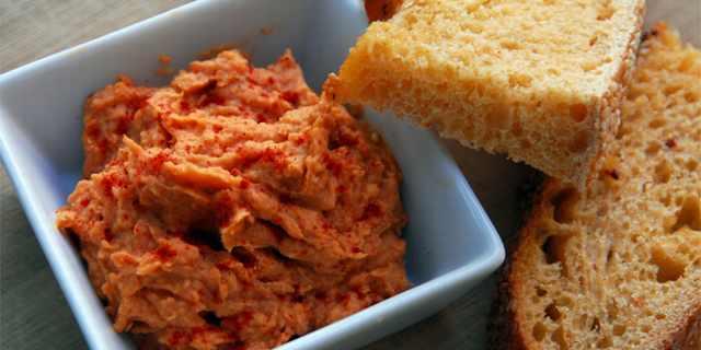 מתכון לממרח עגבניות מיובשות
