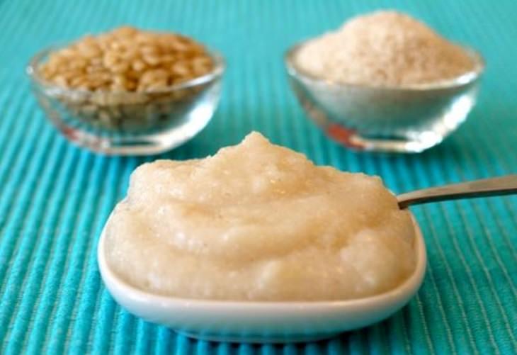 מתכון למחית אורז מלא