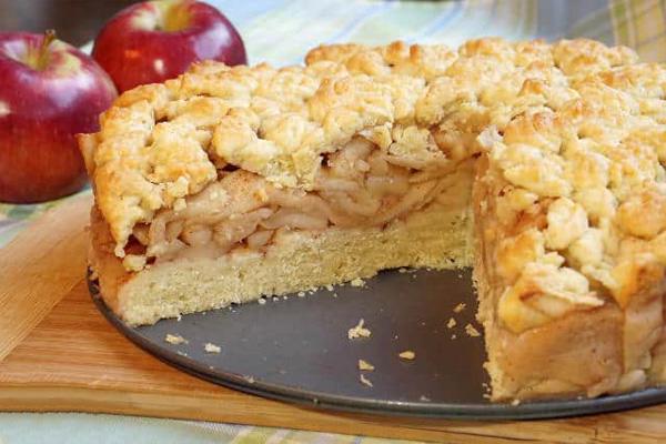 מתכון לפאי תפוחים פולני - שרלוטקה
