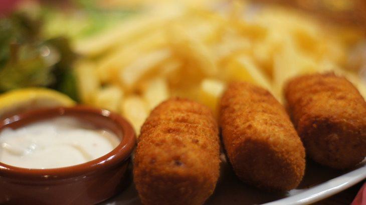 מתכון לקרוקטים של תפוחי אדמה בציפוי פריך