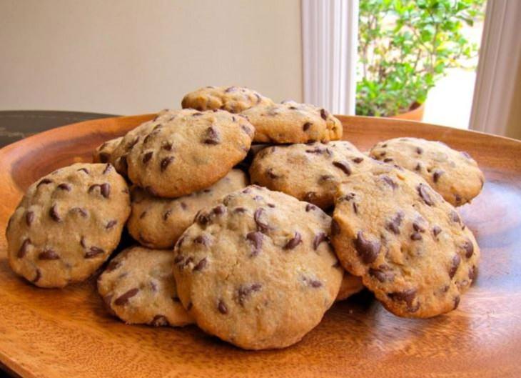 מתכון לעוגיות שוקולד צ'יפס כשרות לפסח
