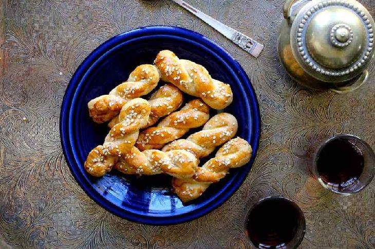 מתכון לעוגיות מלוחות של העדה הטריפוליטאית – קאק מליח
