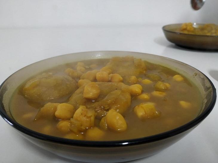 מתכון למרק קובה חמו