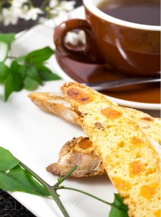 מתכון לעוגיות מנדלברויט - לחם שקדים