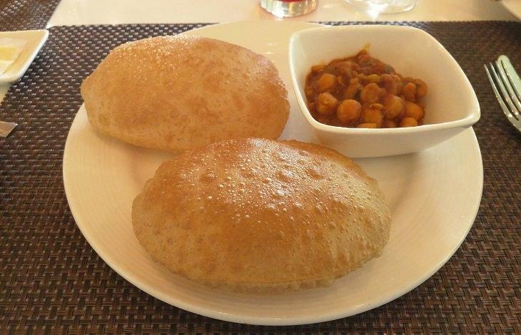 מתכון ללחם מסאלה פורי הודי