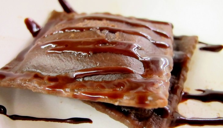 מתכון מיוחד לרביולי שוקולד ברוטב שוקולד