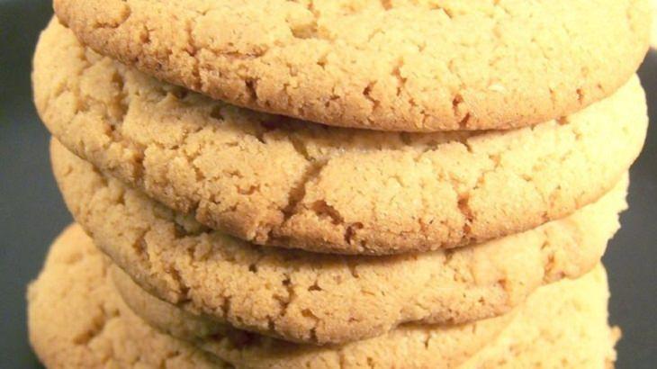 מתכון לעוגיות חמאת בוטנים ללא גלוטן