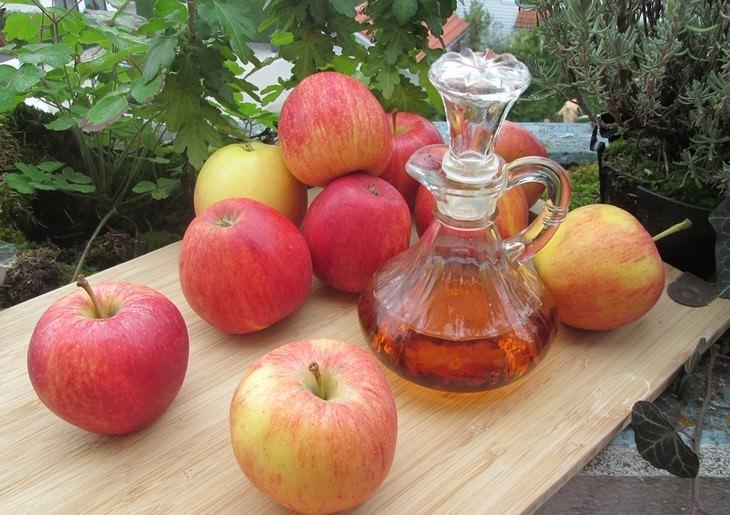 מתכון בריא למשקה מחומץ תפוחים