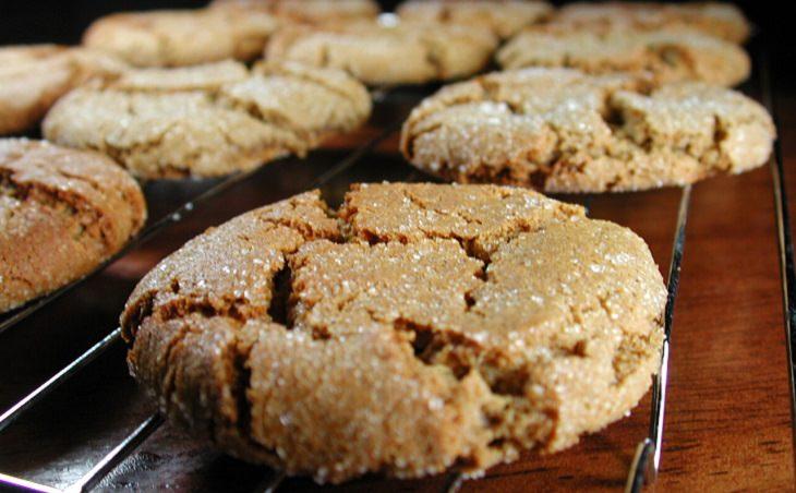 מתכון לבצק עוגיות זנגביל מתובלות להקפאה