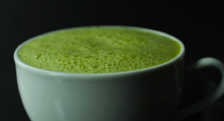 מתכון לתה מאצ'ה יפני