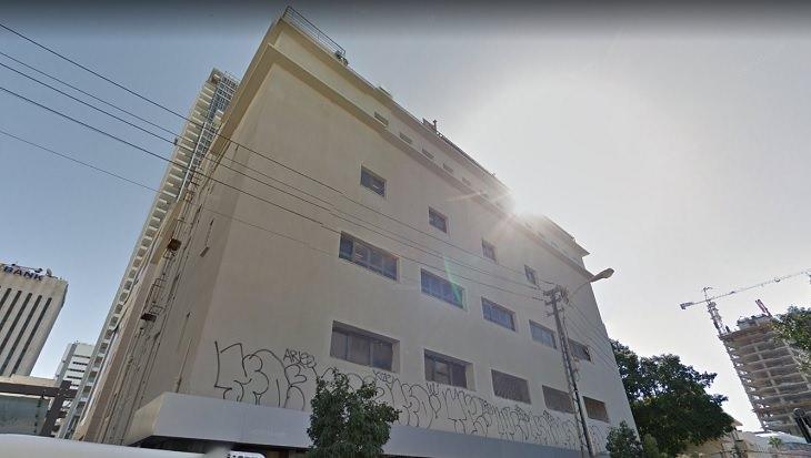 מבנים היסטוריים בישראל: בניין בנק ברקליס לשעבר, תל אביב