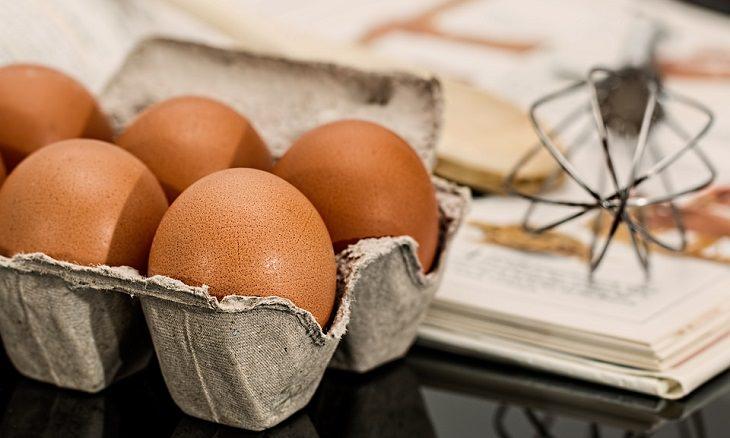 מזונות על מומלצים לילדים: ביצים