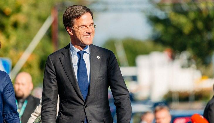 ראש ממשלת הולנד – מארק רוטה