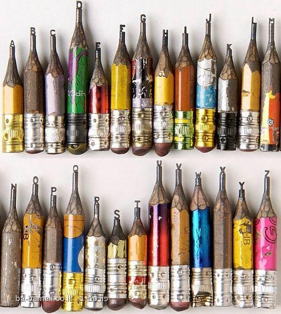 עפרון, פיסול, אמנות, גרפיט, עפרונות, דלטון גטי, ABC