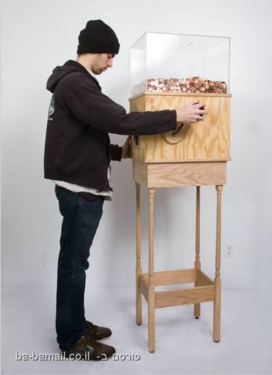 מכונת שכר מינימום