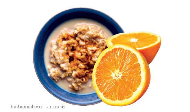 ארוחה לכל עת - טיפים לתזונה יעילה