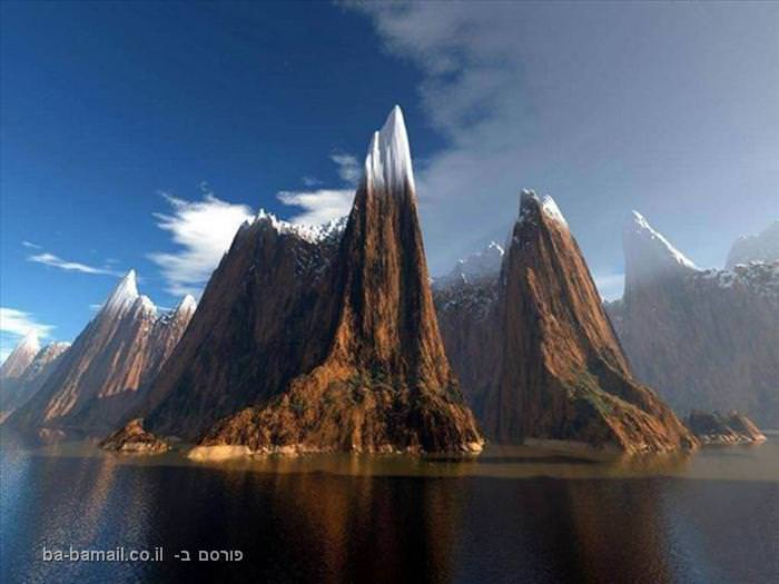 תמונות נופים מדהימות באיכות הטובה בעולם
