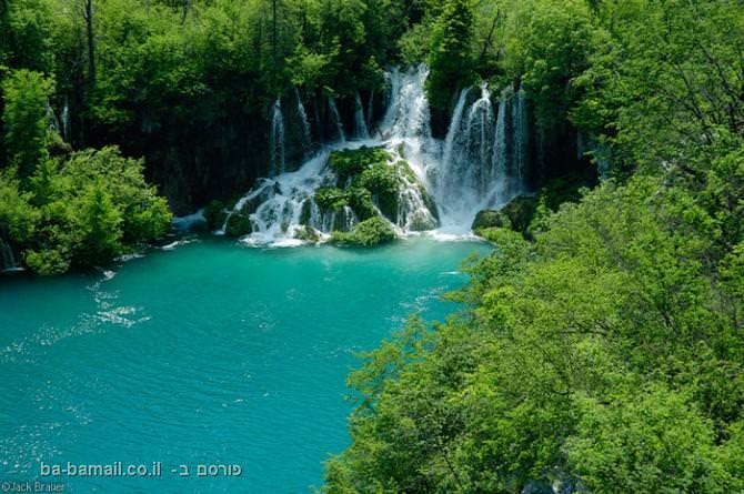 האגמים המופלאים בהם מתגאה קרואטיה