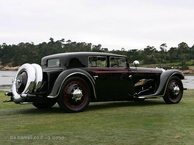 מנוע  4.9 ליטר שנת יצור 1931