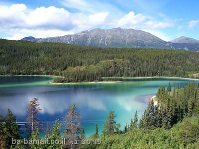 קנדה, ביטחון, טבע, נוף, שלום עולמי, מקום בטוח