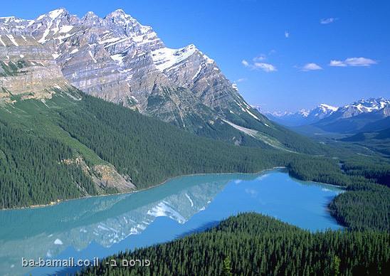 אגם, אגם פייטו, קנדה