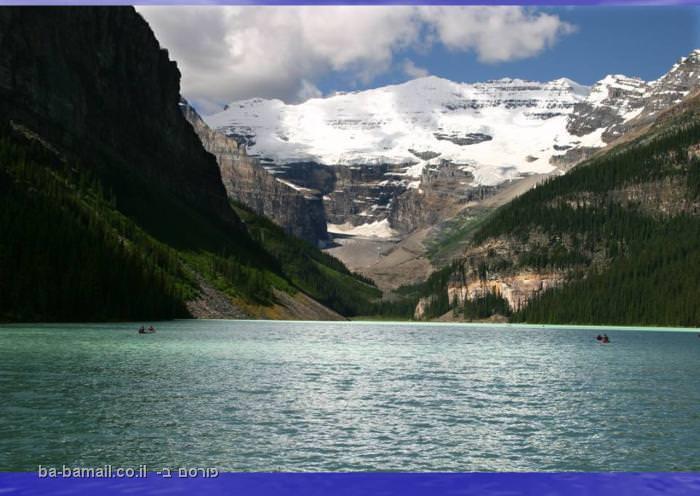 קנדה, הרי הרוקי, אגם לואיז