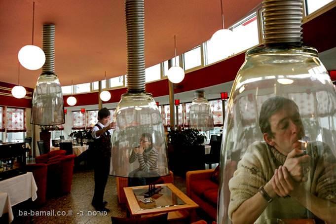 תא עישון, עישון, סיגריה, מעשנים