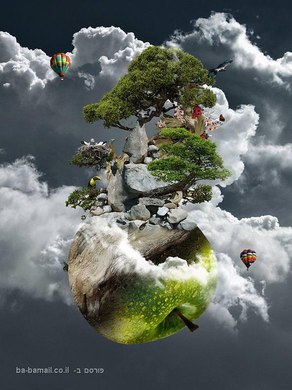 תמונות מדהימות, איכות הסביבה, טבע