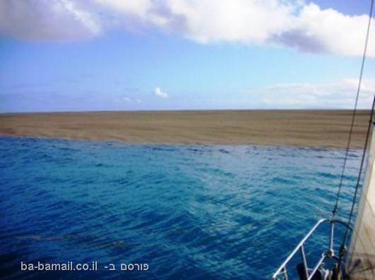 האוקיינוס השקט, היווצרות אי, אי, הר געש