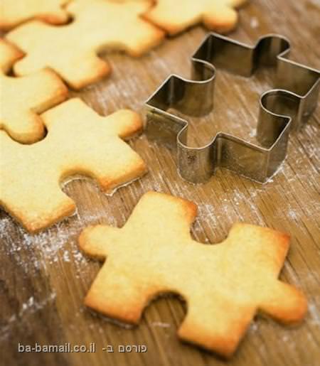 מטבח, גאדג'טים, חותך עוגיות, פאזל