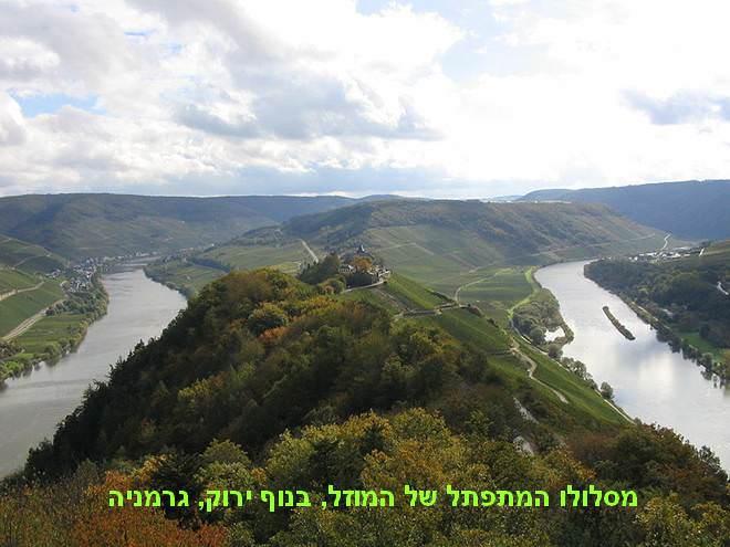 נהר המוזל, צרפת, גרמניה, לוקסמבורג, בלגיה