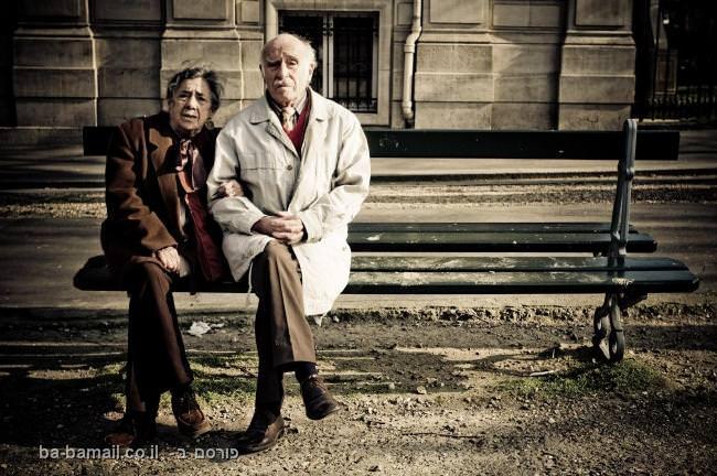 קשישים, זקן, יום הקשיש, זוג קשישים
