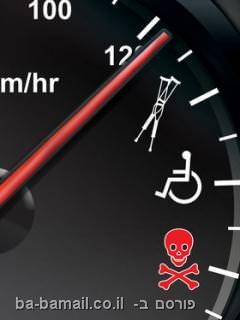 אולי זה יכניס בנהגים בארץ קצת שכל וזהירות?