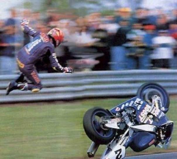 תמונות של תאונות אופנוע