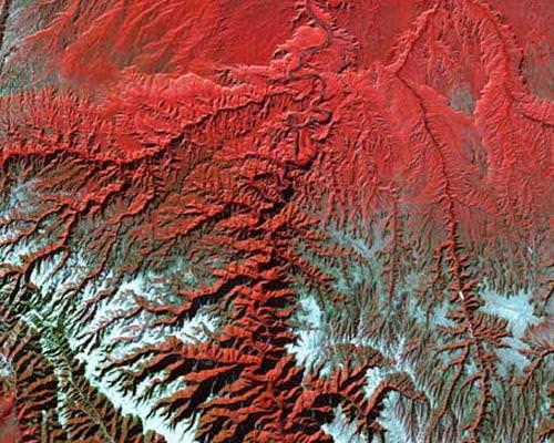 צילומי לווין של כדור הארץ