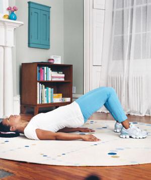 תרגילים לחיזוק שרירי גב