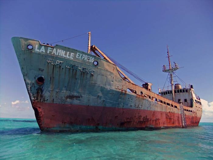 ספינות
