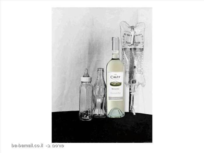 החיים עוברים דרך 4 בקבוקים...- חזק!