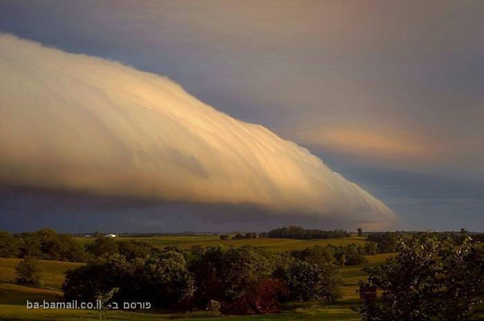 ענני הוד הבוקר
