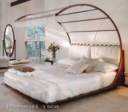 פאנג שואי בחדר השינה